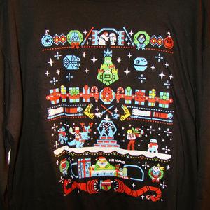 STAR WARS LIGHTWEIGHT CHRISTMAS SWEATSHIRT